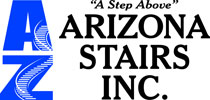 Arizona Stairs Inc, Wood, Iron, Modern, Stainless Steel, Cable and Glass Railing System Specialists