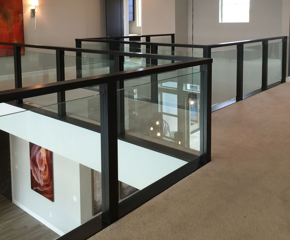 Custom Designed U0026 Manufactured Modern Glass Rail Systems