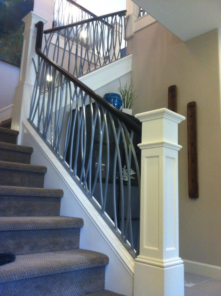 Custom Stairs Amp Stair Remodel Showroom Arizona Stairs